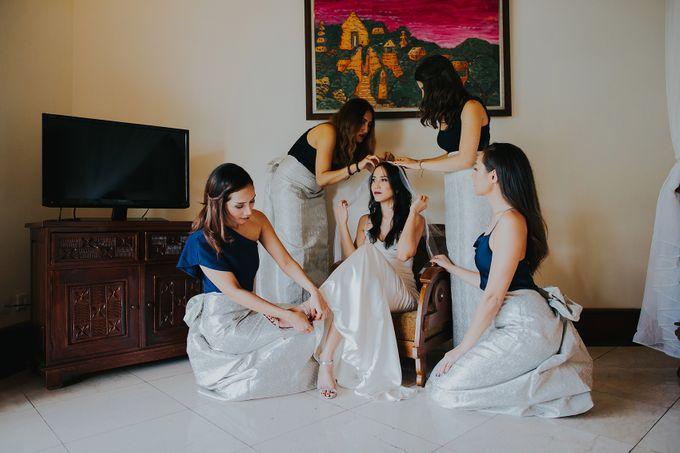 Rustic in Ubud Wedding by Vilia Wedding Planner - 015