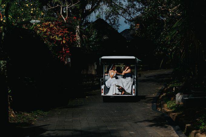 Rustic in Ubud Wedding by Vilia Wedding Planner - 016