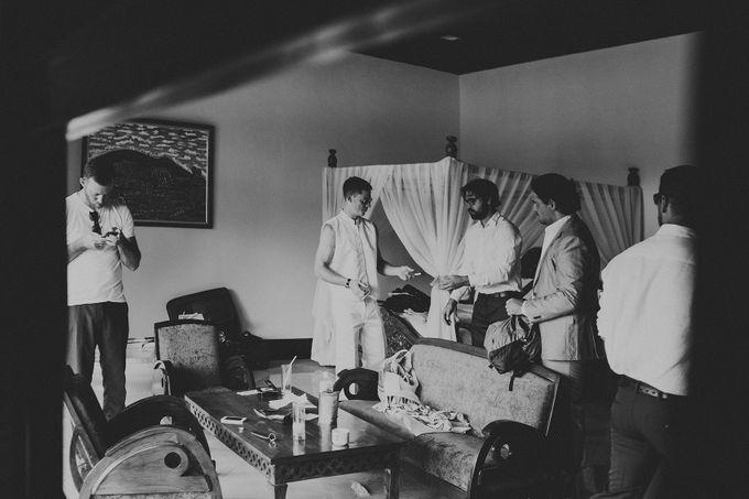 Rustic in Ubud Wedding by Vilia Wedding Planner - 003