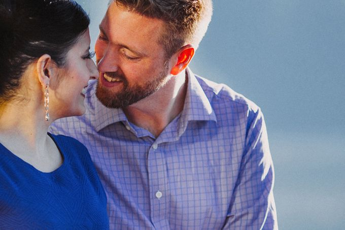 Engagement //Avideh + Shane by Apel Photography - 007