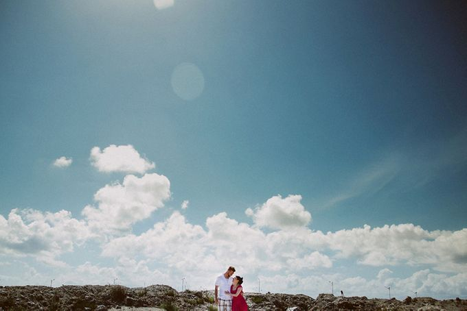 Engagement //Avideh + Shane by Apel Photography - 008