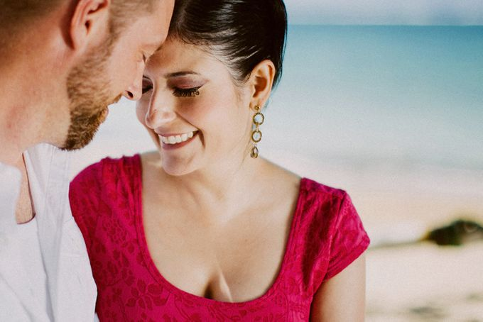 Engagement //Avideh + Shane by Apel Photography - 009