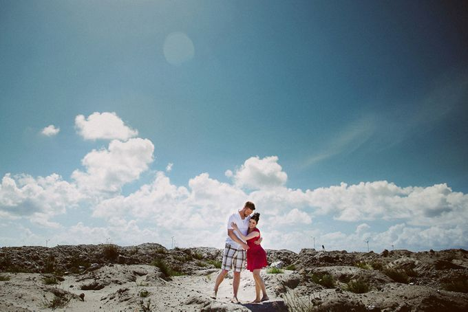 Engagement //Avideh + Shane by Apel Photography - 010