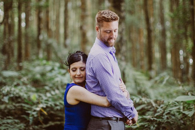 Engagement //Avideh + Shane by Apel Photography - 013