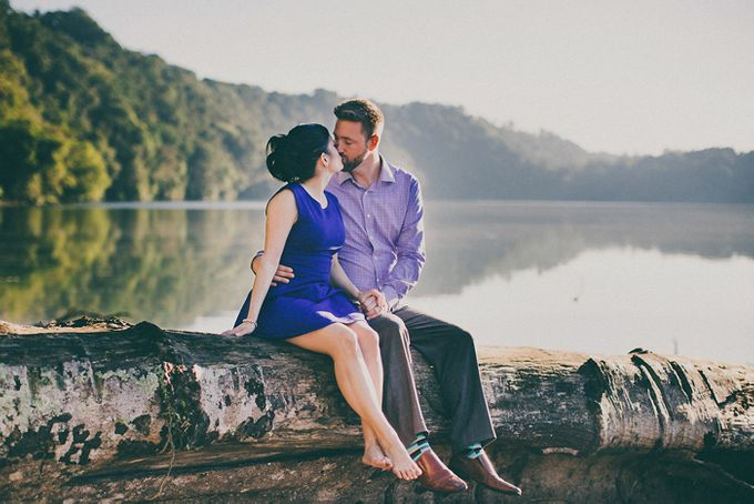 Engagement //Avideh + Shane by Apel Photography - 015