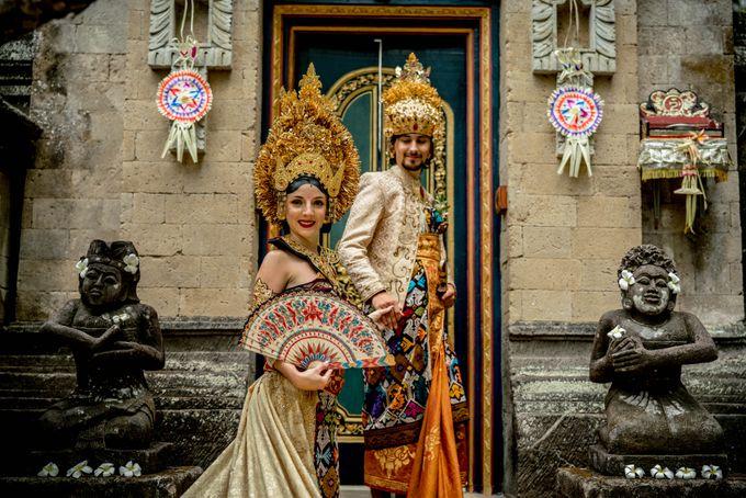 Balinese Wedding Ceremony by Puri Wulandari, A Boutique Resort & Spa - 001