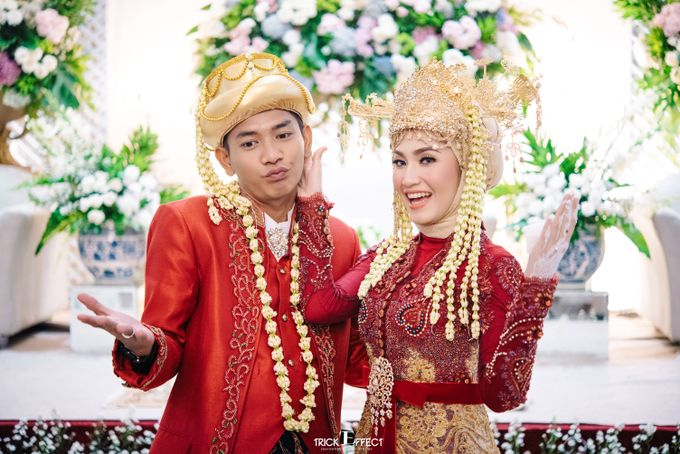 The Wedding of Angga Putra & Afnaaliya by Trickeffect - 013