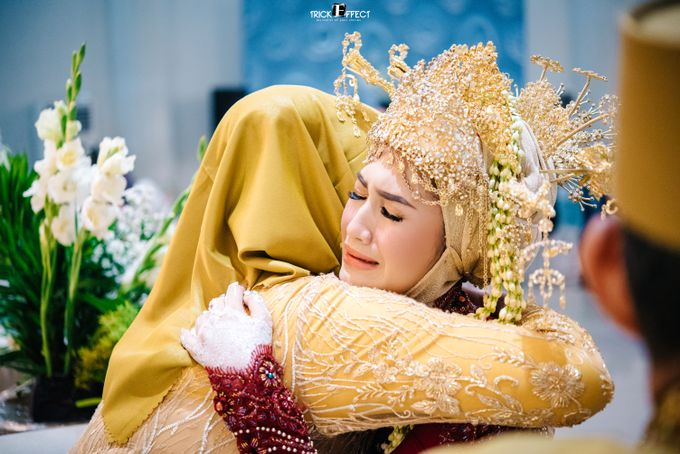 The Wedding of Angga Putra & Afnaaliya by Trickeffect - 014