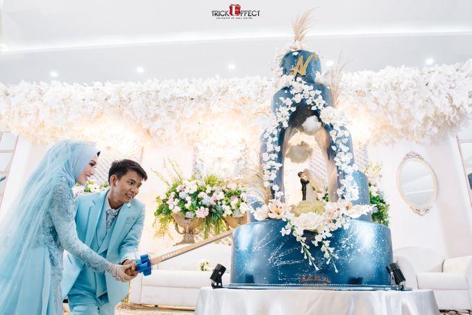 The Wedding of Angga Putra & Afnaaliya by Trickeffect - 021