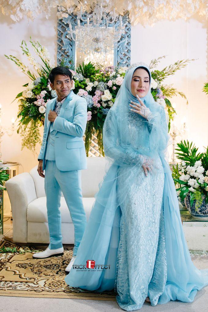 The Wedding of Angga Putra & Afnaaliya by Trickeffect - 022
