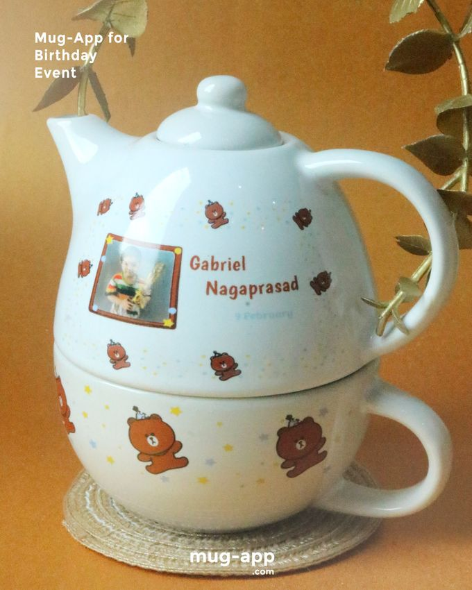 Hampers Gabriel Nagaprasad by Mug-App Wedding Souvenir - 001