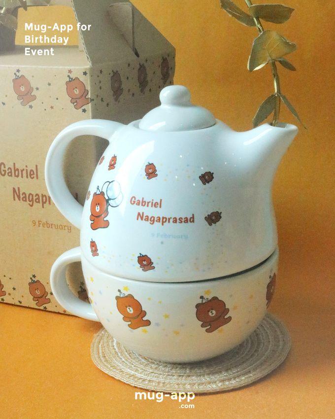 Hampers Gabriel Nagaprasad by Mug-App Wedding Souvenir - 003