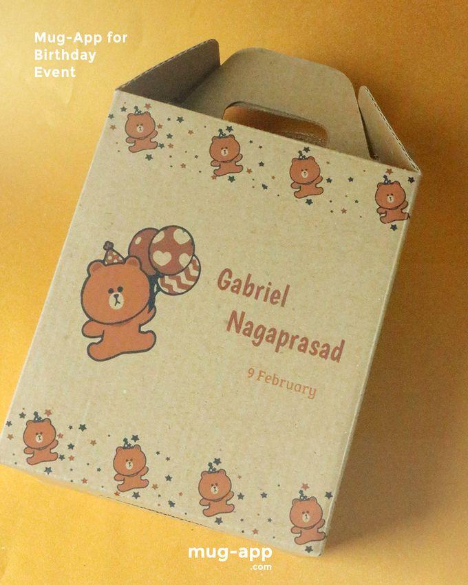 Hampers Gabriel Nagaprasad by Mug-App Wedding Souvenir - 004