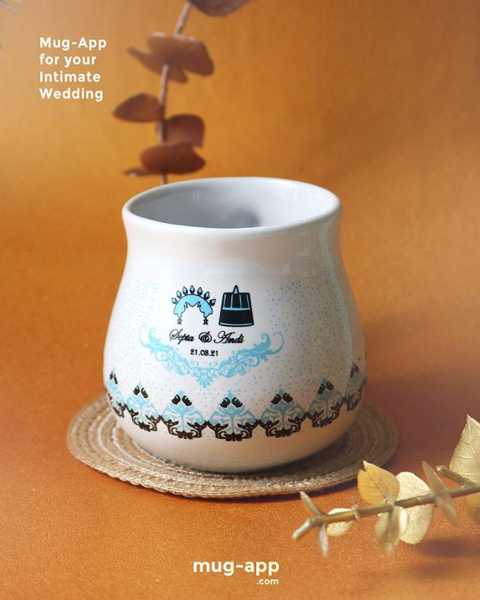 Septa & Andi by Mug-App Wedding Souvenir - 002