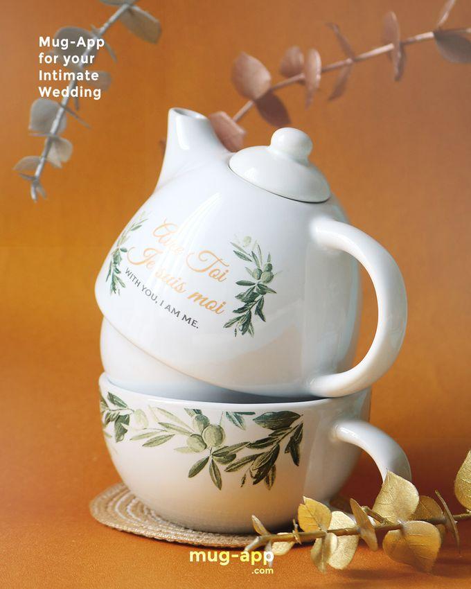 Indri & Bakti by Mug-App Wedding Souvenir - 003
