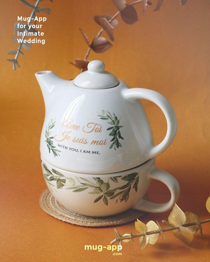 Indri & Bakti by Mug-App Wedding Souvenir - 004