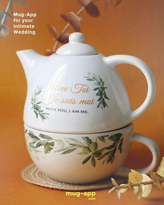 Indri & Bakti by Mug-App Wedding Souvenir - 005