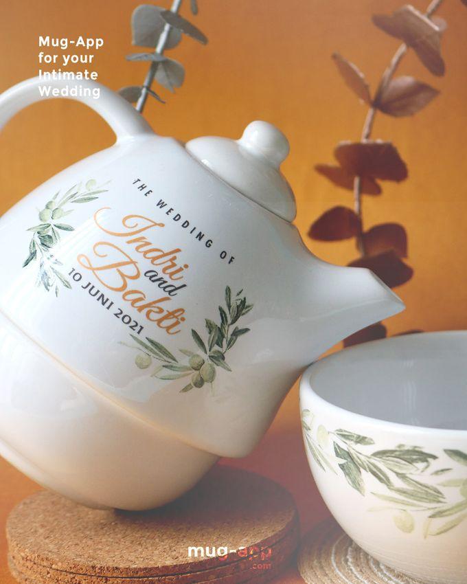 Indri & Bakti by Mug-App Wedding Souvenir - 008