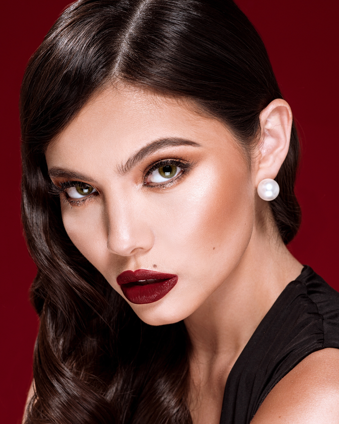 GLAM! (Ms Eco Intl. Ph '19) MAUREEN by April Ibanez Makeup Artistry - 001