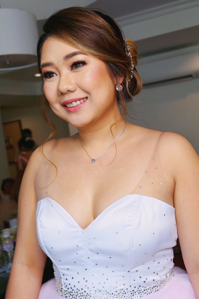 Bride | Darl Chiu by April Ibanez Makeup Artistry - 001