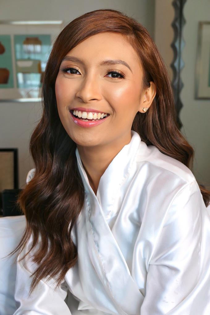 Bride | JES (Prep Look) by April Ibanez Makeup Artistry - 002
