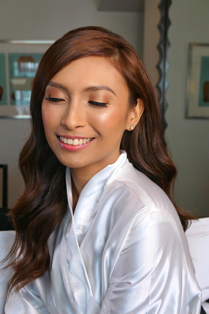 Bride | JES (Prep Look) by April Ibanez Makeup Artistry - 004