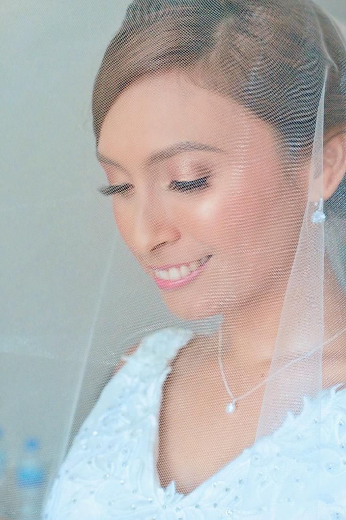 Bride | JES (Ceremony Look) by April Ibanez Makeup Artistry - 001
