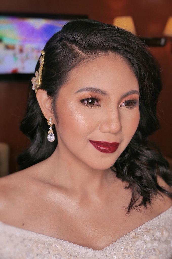 Bride | PAULA by April Ibanez Makeup Artistry - 001