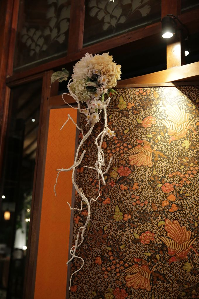 Ferry and Apsy Wedding Decoration by Plataran Indonesia - 009