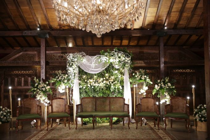 Ferry and Apsy Wedding Decoration by Plataran Indonesia - 010