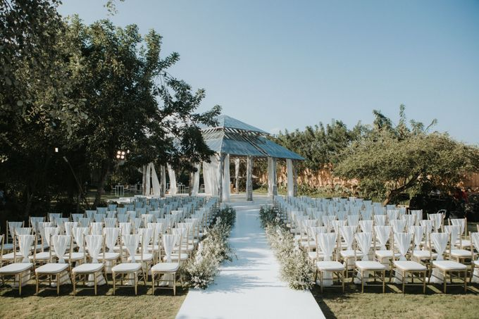 The Wedding of Amelia and Patrik by Wonderland Uluwatu - 003