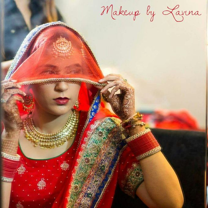 Beautiful Brides by Makeup by Lavina - 004