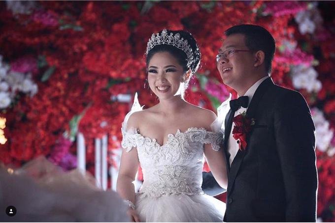 Ms.Lisia & Mr.Nicholas Wedding by Meedjin Couture - 002