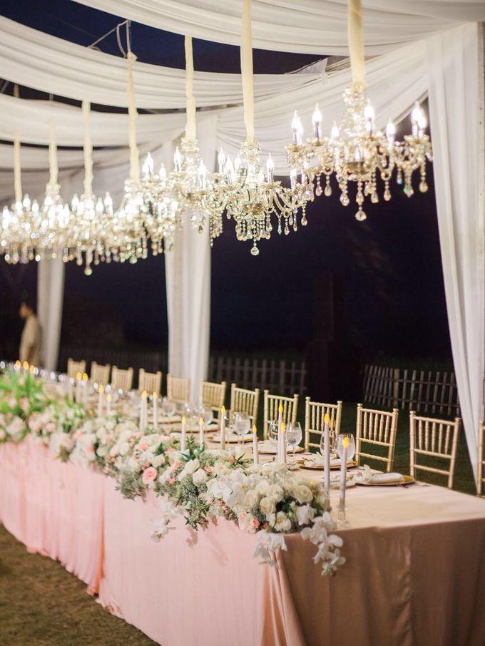 Flawless And Elegant Wedding by Sitha Supply Bali - 001