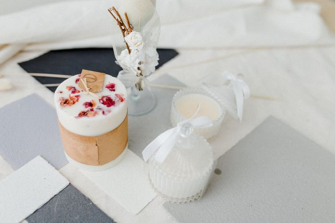 Scented Candles by Pandangan Pertama Gift Boutique - 003