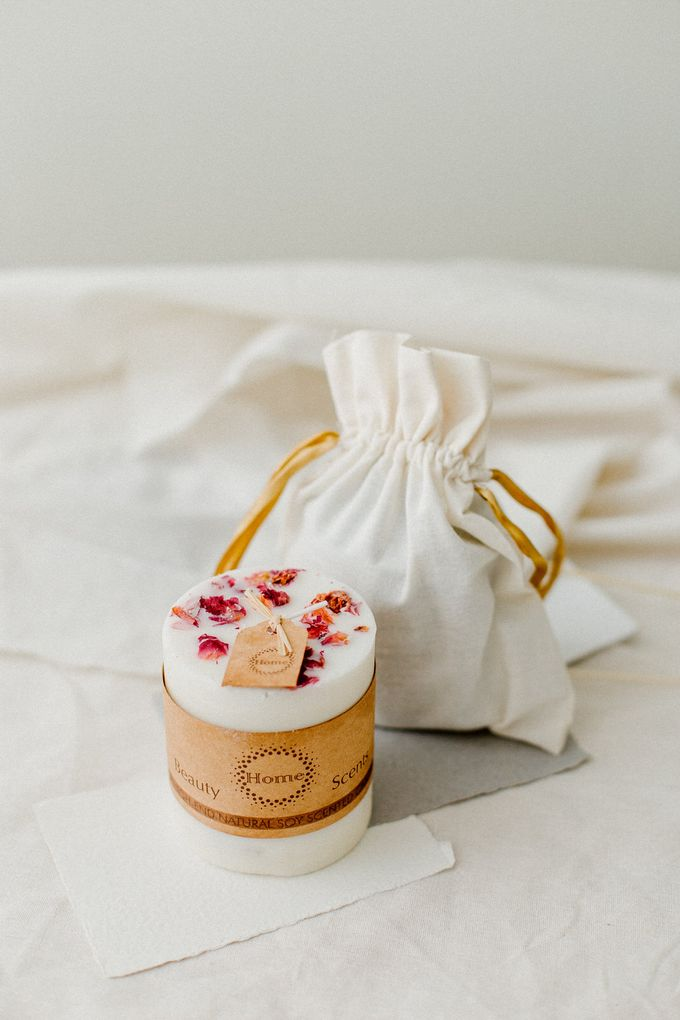 Scented Candles by Pandangan Pertama Gift Boutique - 004