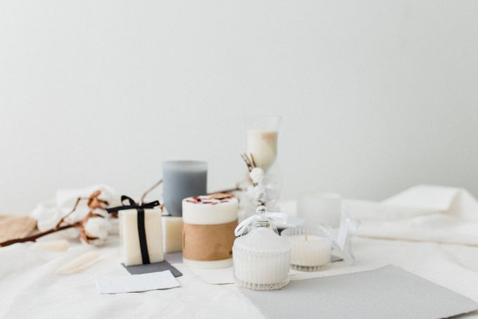 Scented Candles by Pandangan Pertama Gift Boutique - 005