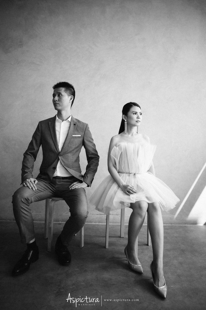 Preweddin Ryan & Anna Studio By Rob by ASPICTURA - 019