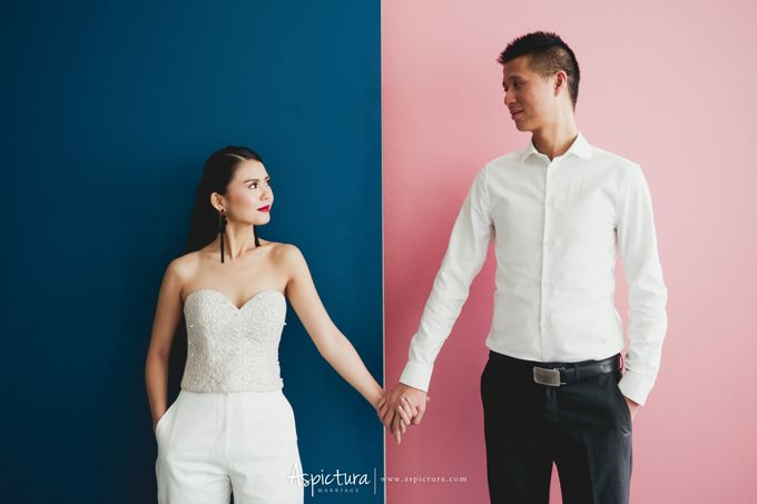 Preweddin Ryan & Anna Studio By Rob by ASPICTURA - 020