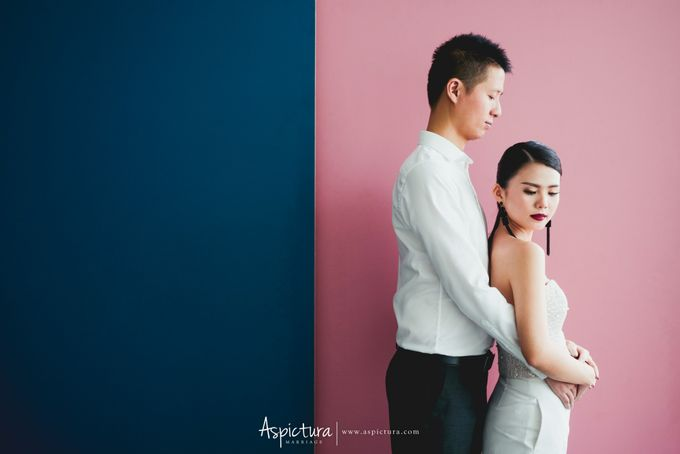 Preweddin Ryan & Anna Studio By Rob by ASPICTURA - 021
