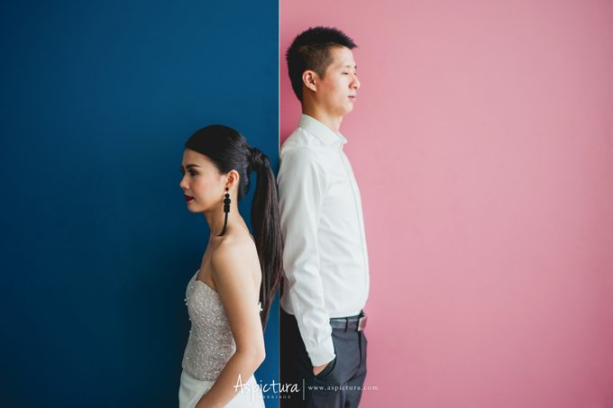 Preweddin Ryan & Anna Studio By Rob by ASPICTURA - 022