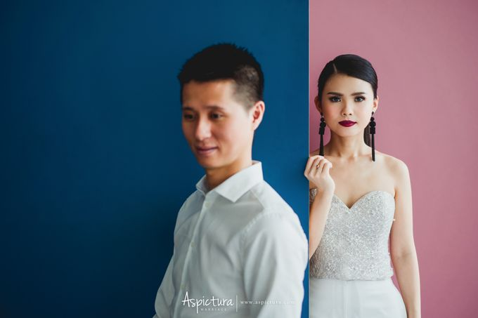 Preweddin Ryan & Anna Studio By Rob by ASPICTURA - 023
