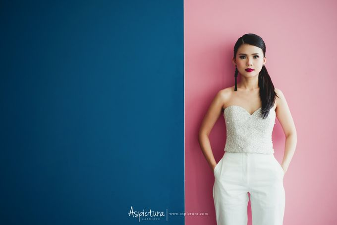 Preweddin Ryan & Anna Studio By Rob by ASPICTURA - 024