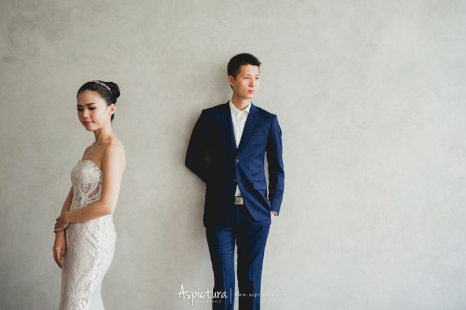 Preweddin Ryan & Anna Studio By Rob by ASPICTURA - 003