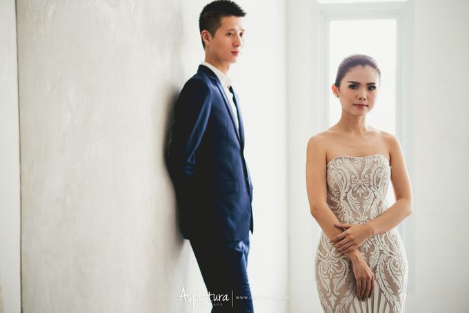 Preweddin Ryan & Anna Studio By Rob by ASPICTURA - 004