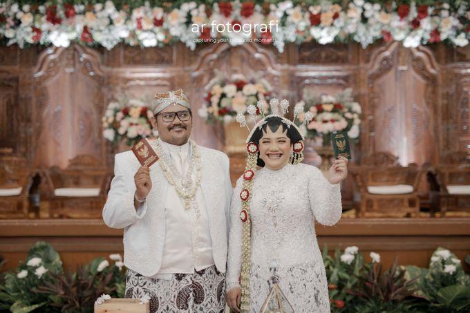 Rima + Fadi by KATA Wedding Planner And Organizer - 011