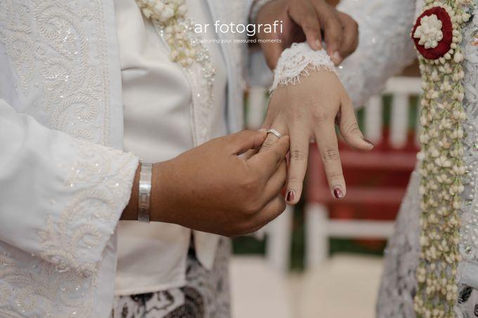 Rima + Fadi by KATA Wedding Planner And Organizer - 003