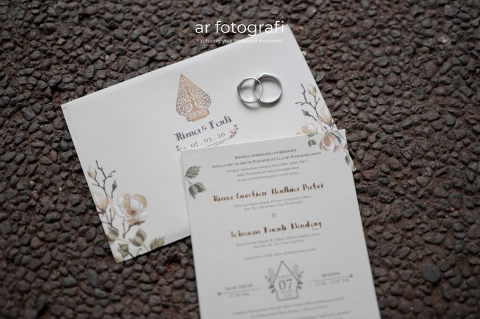 Rima + Fadi by KATA Wedding Planner And Organizer - 037