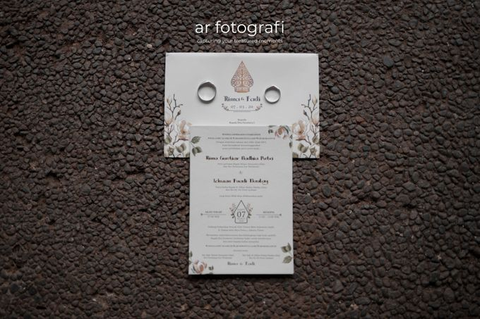 Rima + Fadi by KATA Wedding Planner And Organizer - 041