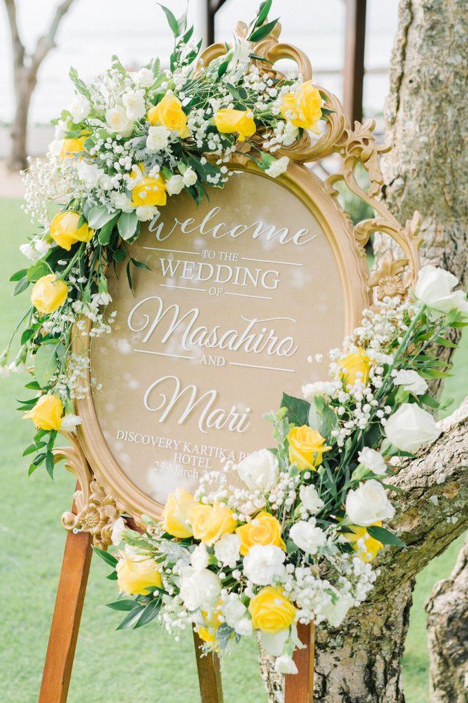 Masahiro & Mari by Vowever Wedding Planner - 020